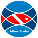 Athos Scuba Diving Center logo
